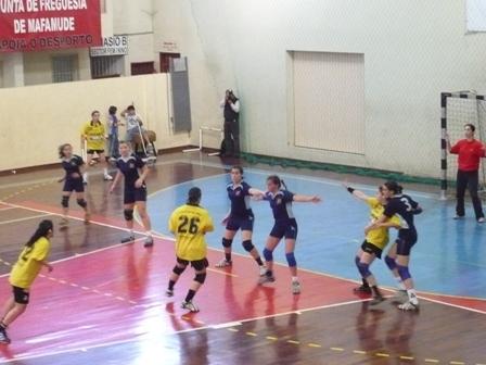 Maiastars : Colégio Gaia - Final da Fase Final B Campeonato Nacional Juniores Femininos