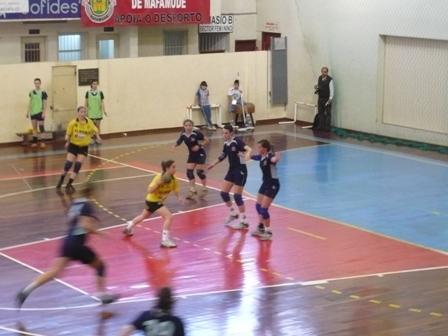 Maiastars : Colégio Gaia - Final da Fase Final B Campeonato Nacional Juniores Femininos 4