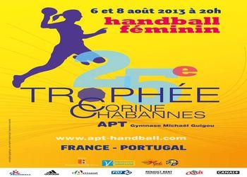 Cartaz Torneio Corinne Chabannes