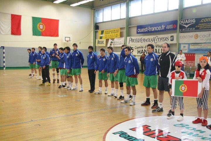 Portugal : Espanha - Torneio 4 Nações 17