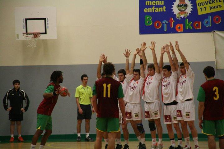Portugal : Espanha - Torneio 4 Nações 83