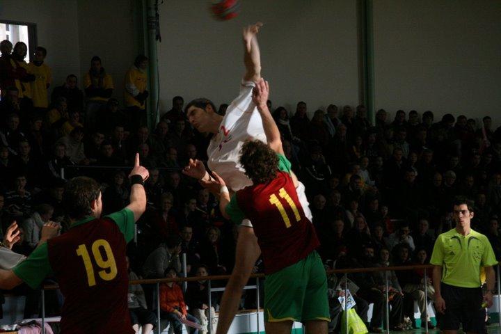 Portugal : Espanha - Torneio 4 Nações 36