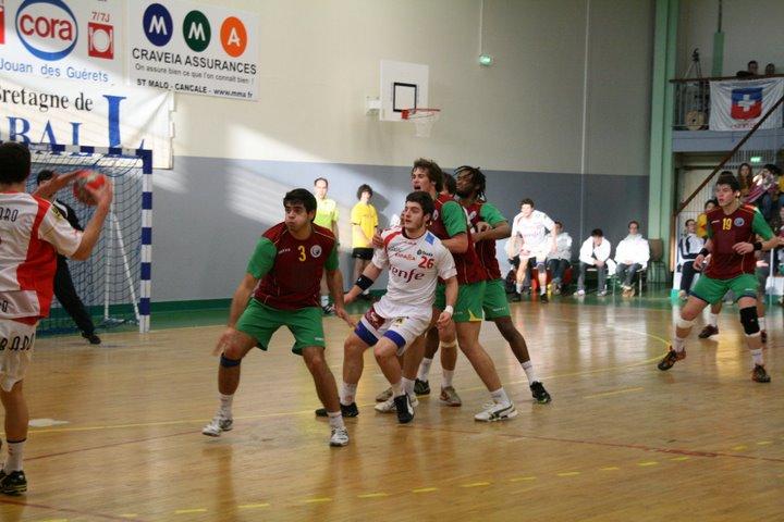 Portugal : Espanha - Torneio 4 Nações 41