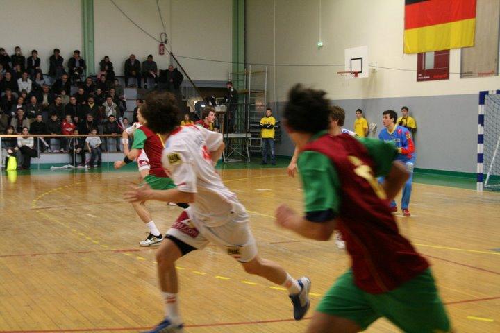 Portugal : Espanha - Torneio 4 Nações 46