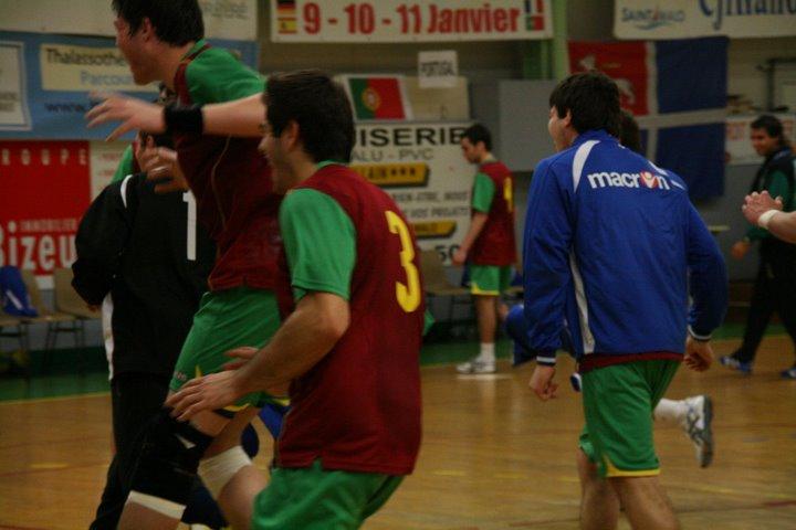 Portugal : Espanha - Torneio 4 Nações 88