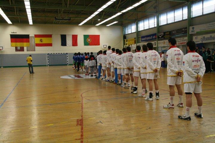Portugal : Espanha - Torneio 4 Nações 22