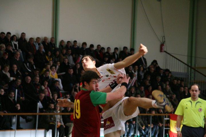 Portugal : Espanha - Torneio 4 Nações 27