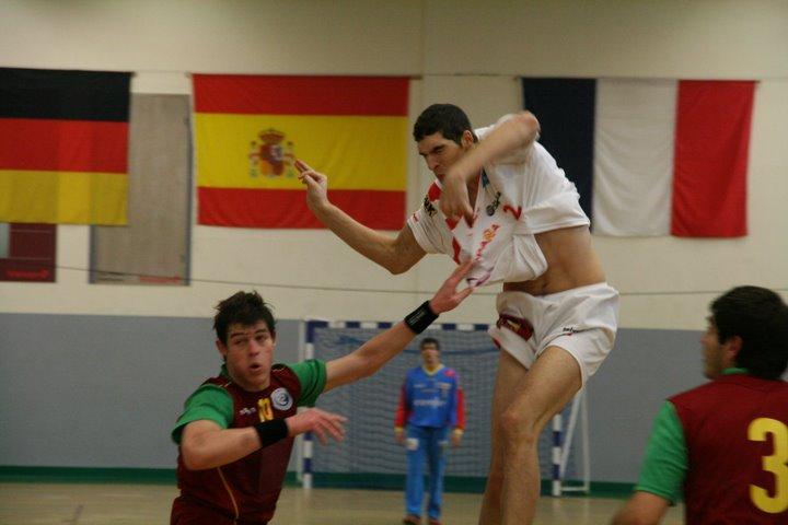 Portugal : Espanha - Torneio 4 Nações 32
