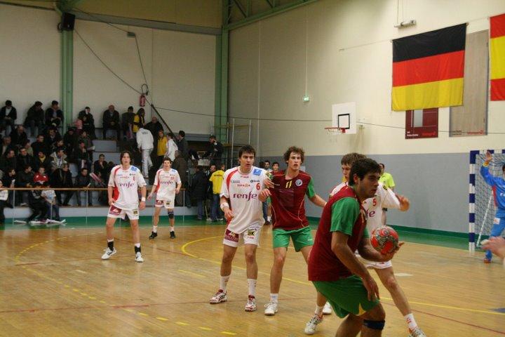 Portugal : Espanha - Torneio 4 Nações 47