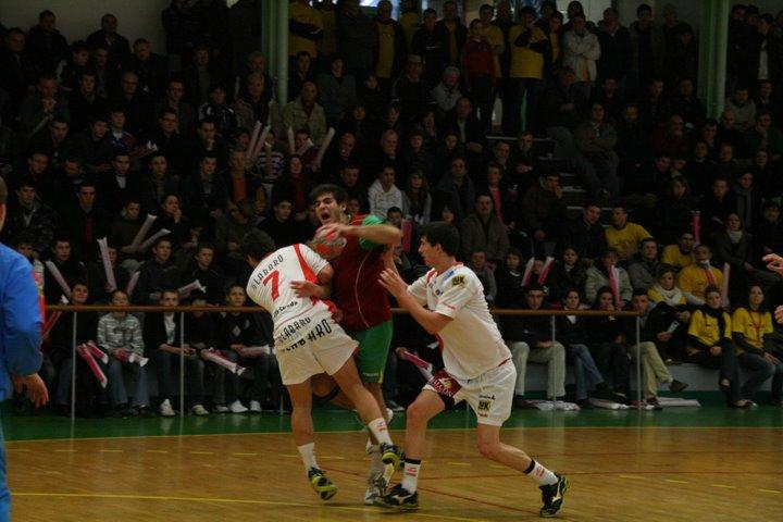 Portugal : Espanha - Torneio 4 Nações 76