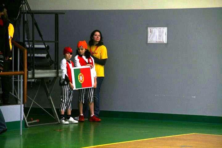 Portugal : Espanha - Torneio 4 Nações 13