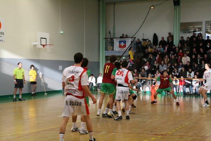 Portugal : Espanha - Torneio 4 Nações 42