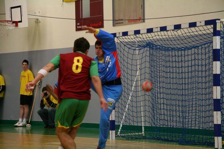 Portugal : Espanha - Torneio 4 Nações 53