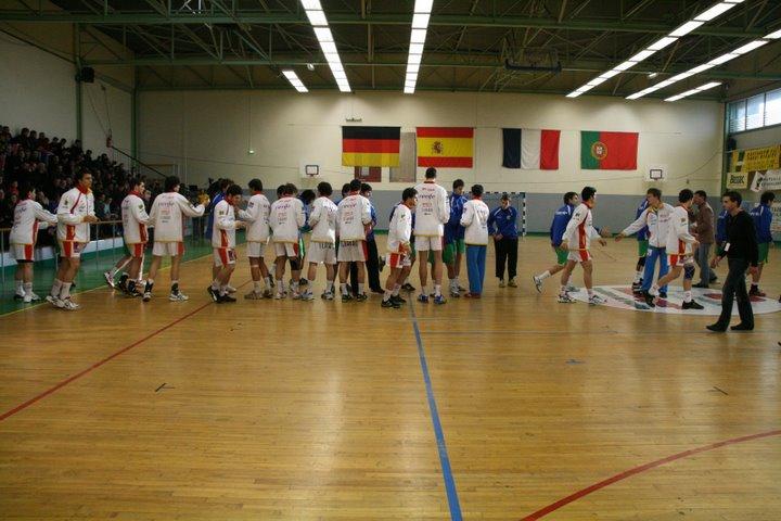 Portugal : Espanha - Torneio 4 Nações 23