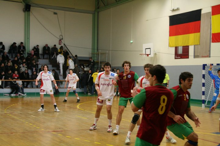 Portugal : Espanha - Torneio 4 Nações 48