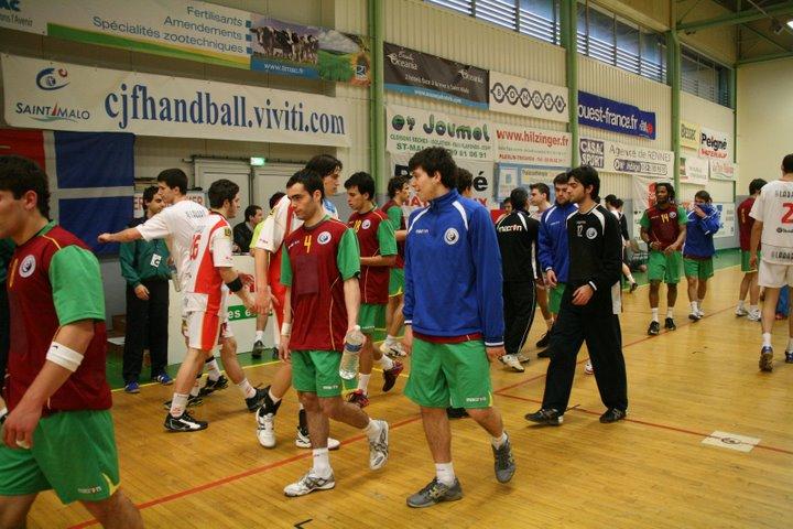 Portugal : Espanha - Torneio 4 Nações 96