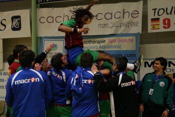 Portugal : Espanha - Torneio 4 Nações 101