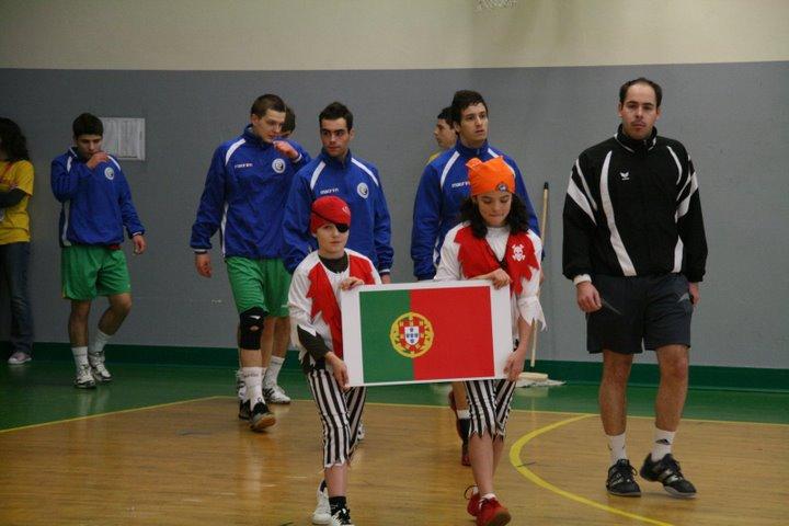 Portugal : Espanha - Torneio 4 Nações 14