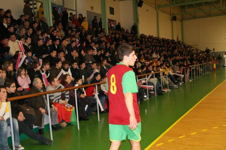 Portugal : Espanha - Torneio 4 Nações 66