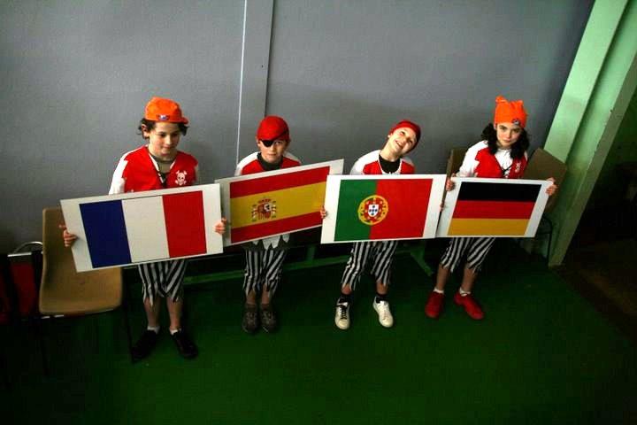 Portugal : Espanha - Torneio 4 Nações 2