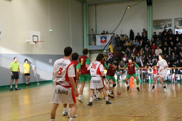 Portugal : Espanha - Torneio 4 Nações 43