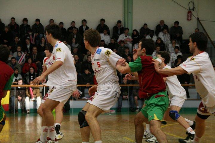 Portugal : Espanha - Torneio 4 Nações 54
