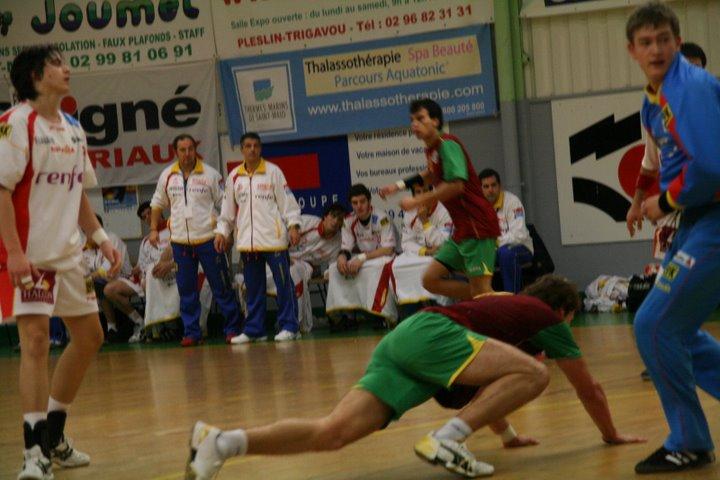 Portugal : Espanha - Torneio 4 Nações 72