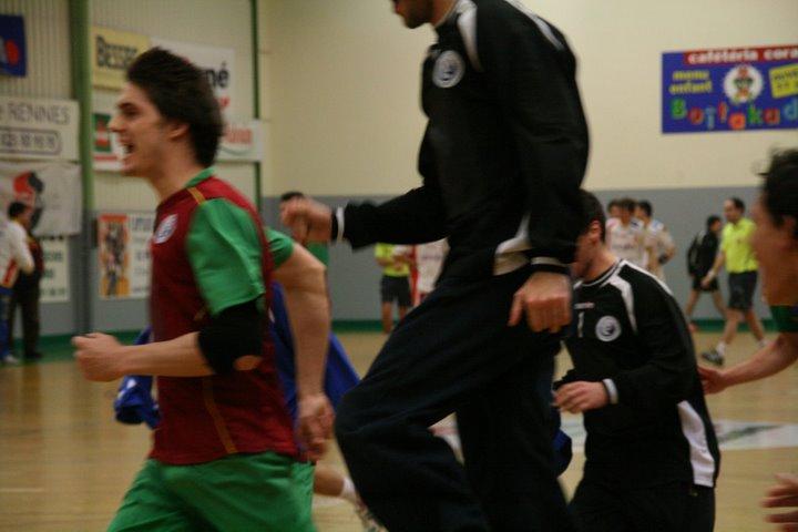 Portugal : Espanha - Torneio 4 Nações 86