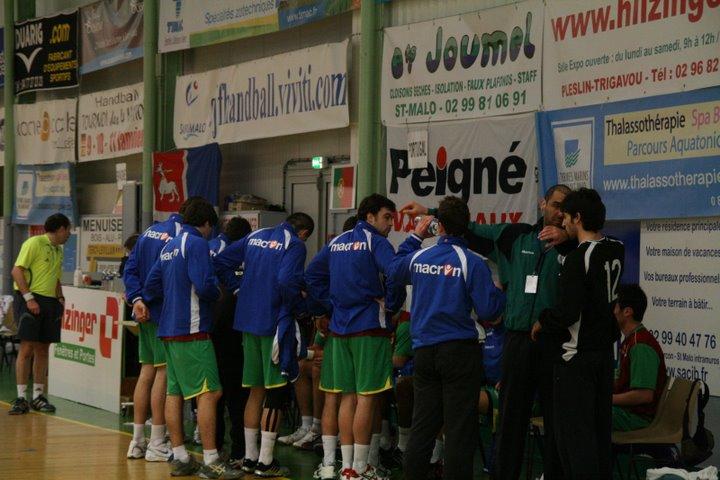 Portugal : Espanha - Torneio 4 Nações 34