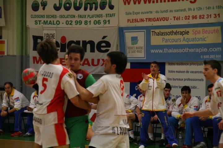 Portugal : Espanha - Torneio 4 Nações 67
