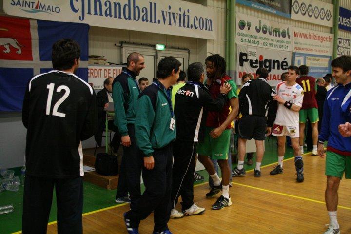 Portugal : Espanha - Torneio 4 Nações 97