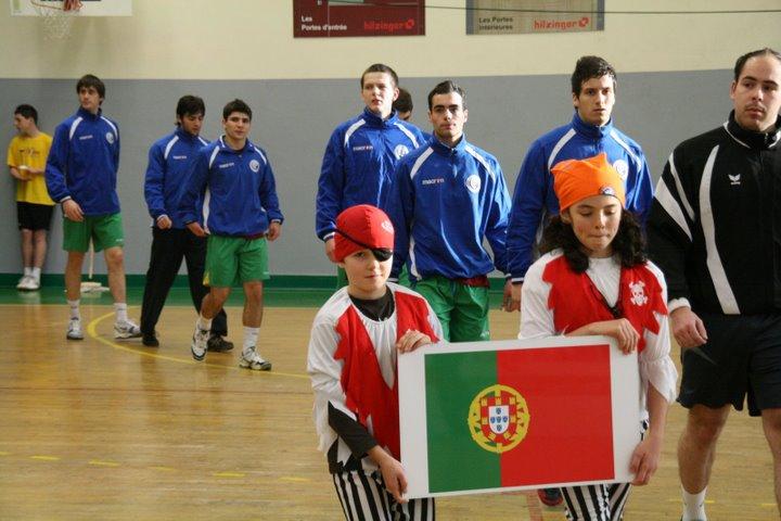 Portugal : Espanha - Torneio 4 Nações 15