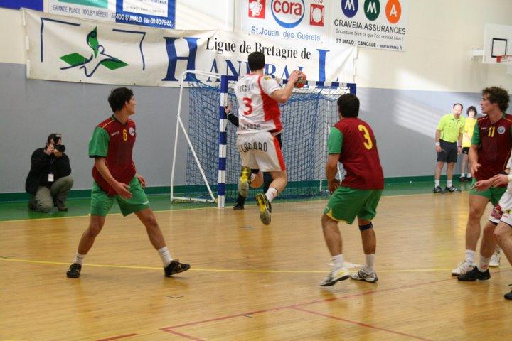 Portugal : Espanha - Torneio 4 Nações 44