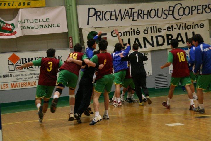 Portugal : Espanha - Torneio 4 Nações 91