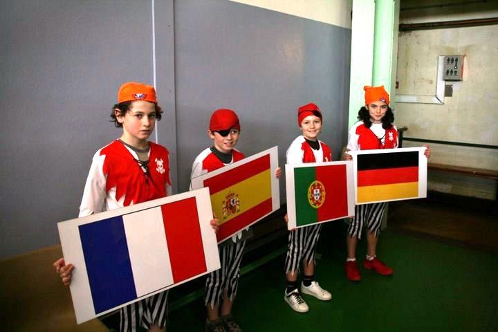 Portugal : Espanha - Torneio 4 Nações 3