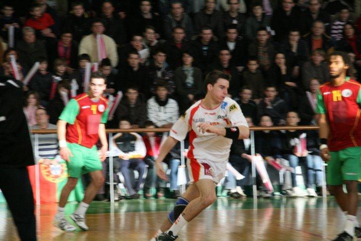 Portugal : Espanha - Torneio 4 Nações 40