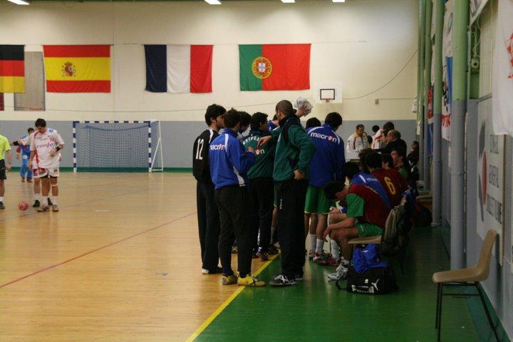 Portugal : Espanha - Torneio 4 Nações 35