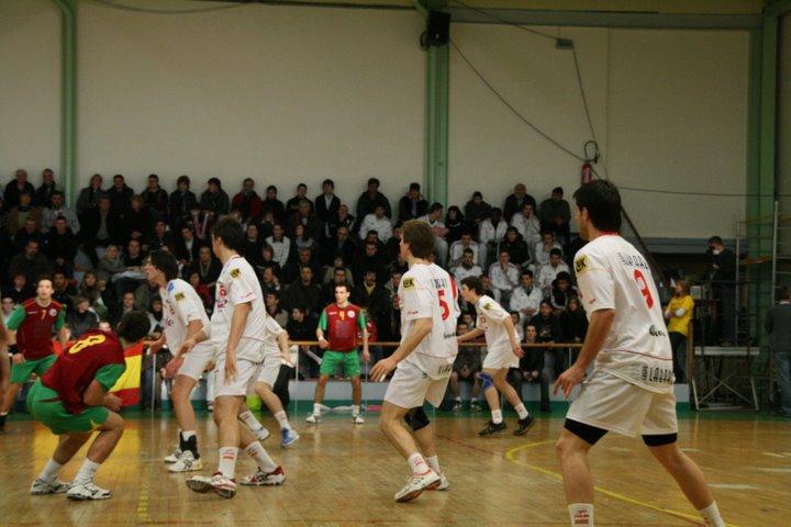 Portugal : Espanha - Torneio 4 Nações 56