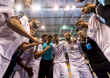 Portugal : Eslovénia - Europeu Sub20 Masculinos - foto: EHF / Jurij Kodrun Sports Photography
