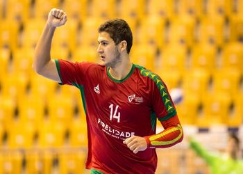 Diogo Silva - MVP do Campeonato da Europa Sub-20 Masculinos