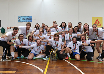 Colégio de Gaia - Campeão Nacional 2016-2017