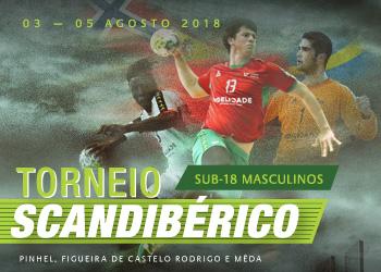 Cartaz - Torneio Scandibérico 2018