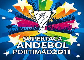 Logo Supertaça Andebol Portimão 2011