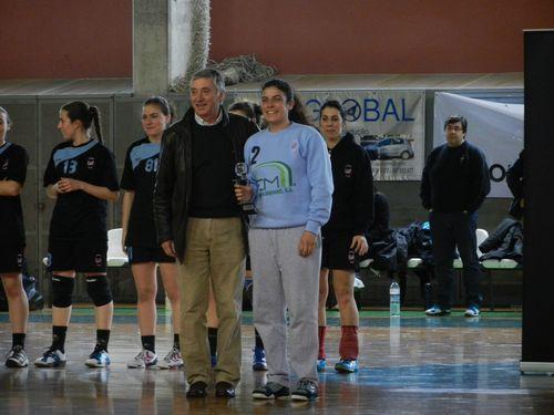 """Presidente Ulisses Pereira no Torneio """"Cidade de Matosinhos"""""""