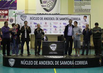 Ricardo Andorinho no Torneio Carlos Fonseca 2012