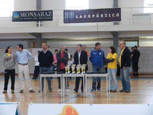 """Presidente Ulisses Pereira no Torneio """"Algarve Handball Cup"""" - 31/03 e 01/04, em Lagos"""