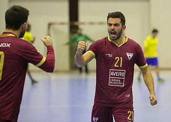 Taça de Portugal - CD Xico Andebol x CD São Bernardo - 1/16 Avos