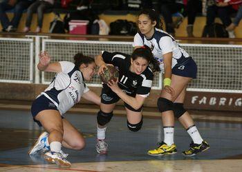 JAC-Alcanena : AD Sanjoanense - Fase final do Campeonato Nacional de Juvenis Femininos 2011-12 - foto de José Lorvão