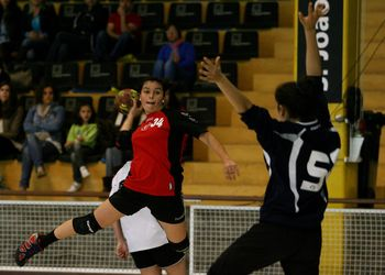 Juventude D. Lis : Valongo do Vouga - Fase final do Campeonato Nacional de Juvenis Femininos 2011-12 - foto de José Lorvão