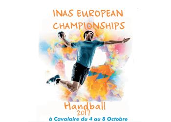 2º Campeonato da Europa de Andebol INAS - França 2017